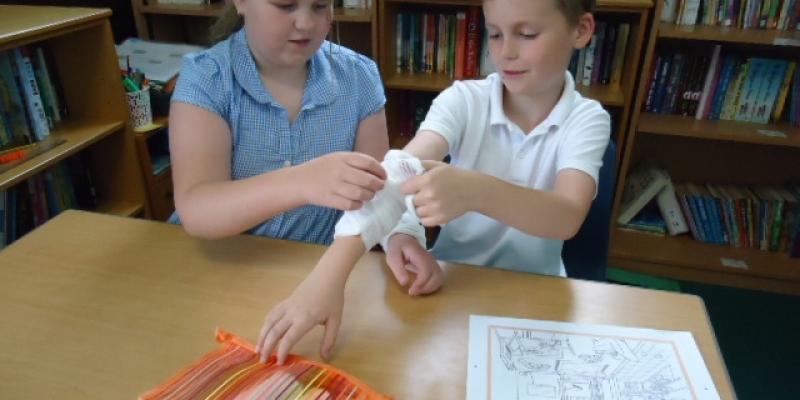 First Aid Workshop
